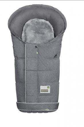 Odenwälder footmuff Lammy Fashion New Woven coll. 19/20