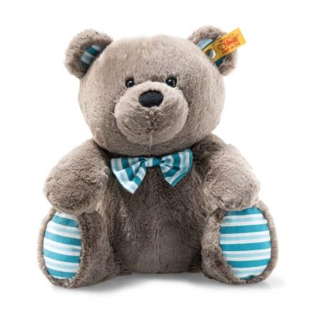 Steiff 113741 Boris teddy baer 19 grey brown