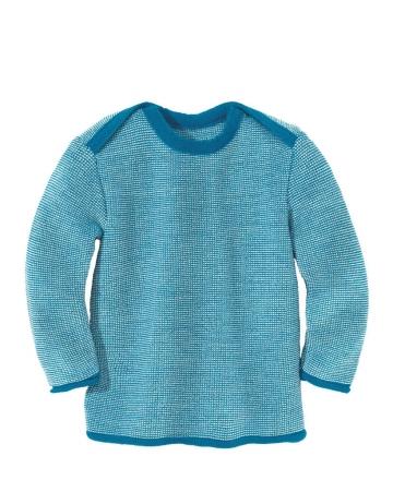 Disana Melange Jumper 50/56 blue