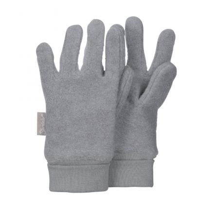 Sterntaler Winter-Fingerhandschuh Gr.4 silber melange
