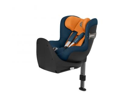 Cybex · Auto-Kindersitz Sirona S i-Size, Gold-Line, Tropical Blue, 2019 Gr. 0-18 kg