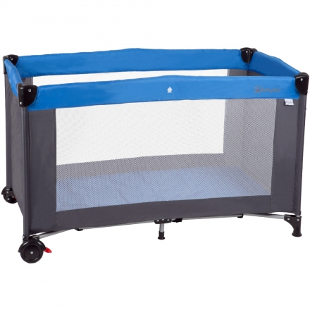 BabyGo travel cot Sleeper Neo blue