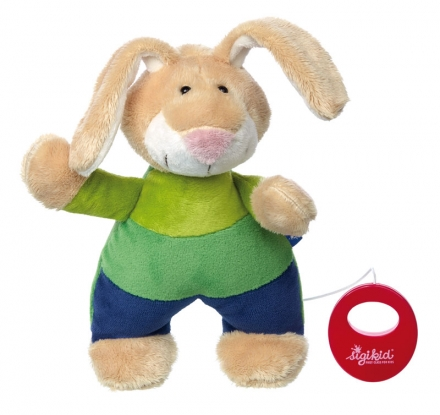 Sigikid 41840 Muscial toy Bunny