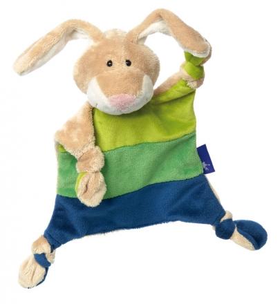 Sigikid 41839 Comforter Bunny blue collection