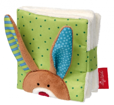Sigikid 41450 Textile Book PlayQ