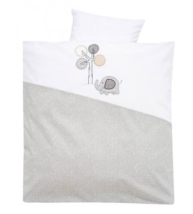 Alvi 401159239 bedding application Jumbo grey 80x80cm