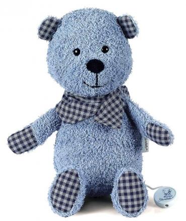 Sterntaler musical toy L Baylee blue