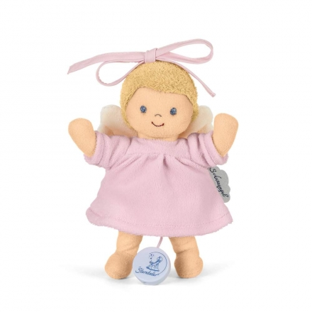 Sterntaler musical toy S guardian angel rose