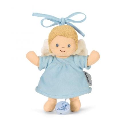 Sterntaler musical toy S guardian angel blue
