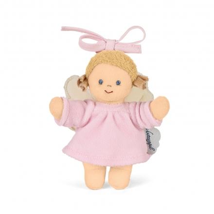 Sterntaler Toy Pendant Guardian Angel rose