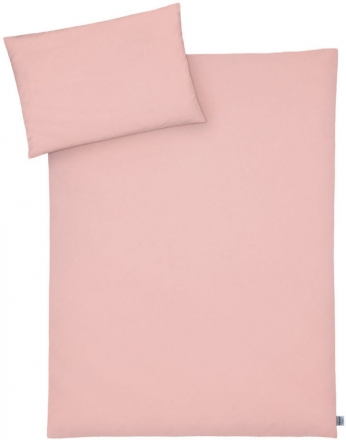 Zöllner Bedding Piqué Blush 100x135 cm