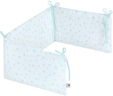 Zöllner Nestchen Comfort Soft 180cm Frosty Stars