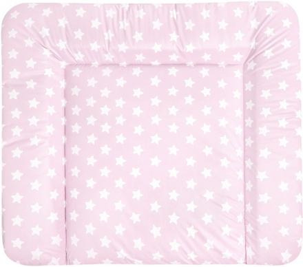 Zöllner Softy Foil Stars rosa 75x85