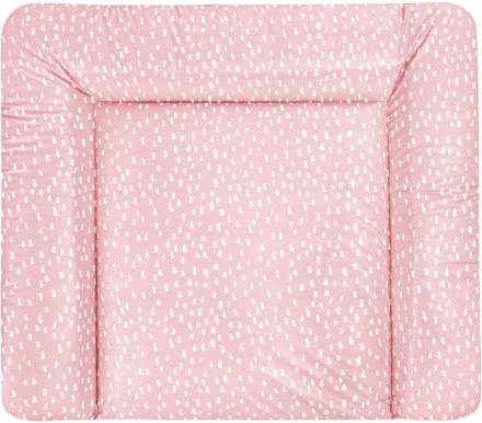 Zöllner Wickelauflage Softy Folie Tiny Squares Blush 75x85