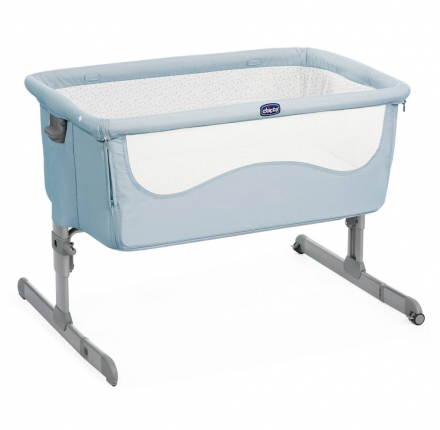 Chicco baby cot Next2me Ocean inkl. transportbag