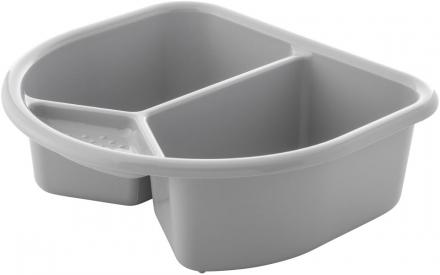 Rotho washing bowl Top stone grey