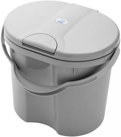 Rotho diaper bucket Top stone grey