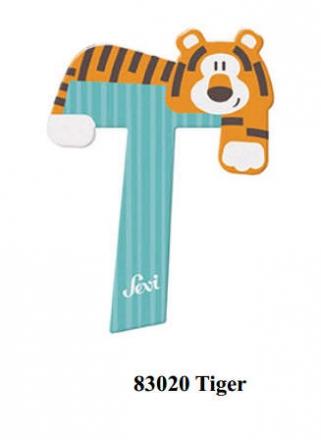 Sevi Holzbuchstabe Buchstabe T Tiger