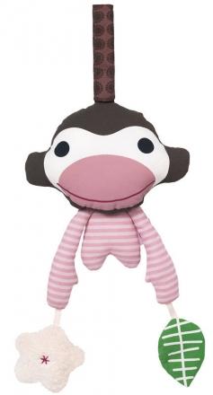 FRANCK & FISCHER Activity Toy Fox Asger pink