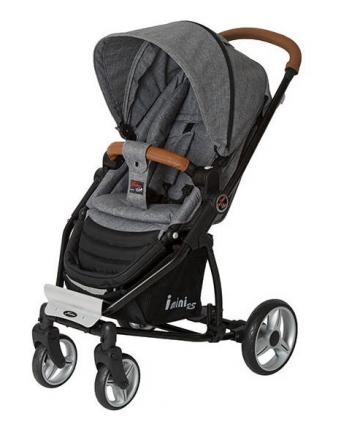 Hartan · Hartan Buggy i-Mini RS Grey Melange