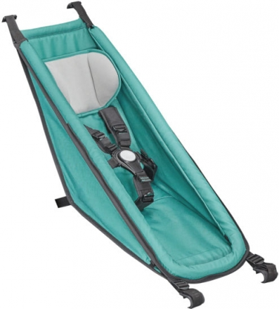 Croozer baby seat Kid/Kid Plus 2018 arctic green