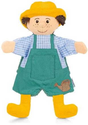Sterntaler Hand puppet gardener