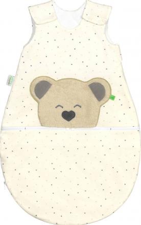 Odenwälder BabyNest® Mucki Air Jersey Schlafsack