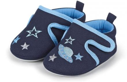 Sterntaler 2301965 baby-bootees 19/20 marine