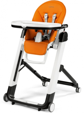 Peg Perego Siesta Follow me Arancia (Imitation Leather)