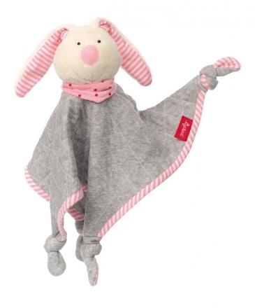 Sigikid 39038 Comforter bunny rose Urban Baby Edition