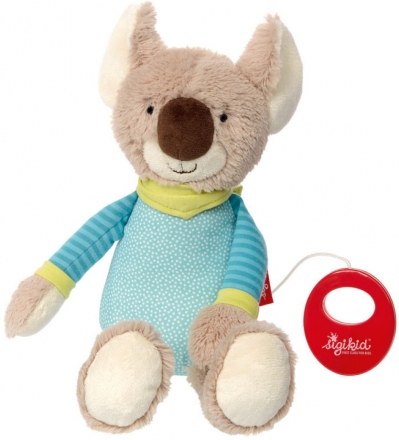 Sigikid 39059 Muscial toy koala Urban Baby Edition