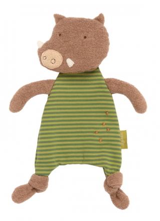 Sigikid 39108 comforter boar green