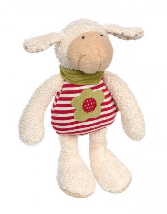 Sigikid 39056 soft playmate sheep green