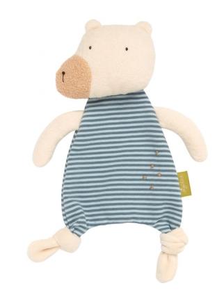 Sigikid 39107 comforter polar bear green
