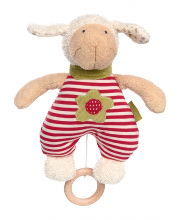 Sigikid 39055 musical toy sheep Green