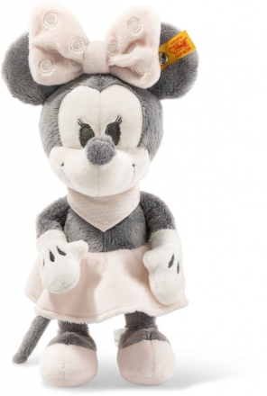 Steiff 290053 Minnie Mouse 23 grey/rose/white