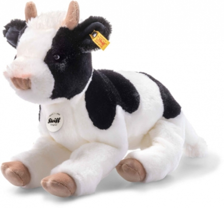 Steiff 072161 Luise calf 32 black/white