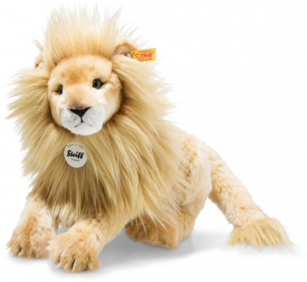 Steiff 064005 leo lion 30 blond