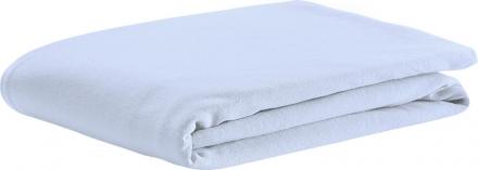 Odenwälder bed sheet tencel-jersey 70/140 cm light blue