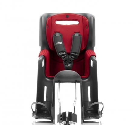 Britax Römer Fahrradsitz Jockey³ Comfort Blue/Red