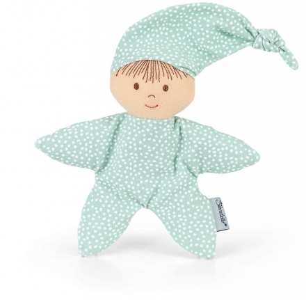 Sterntaler Doll mint green