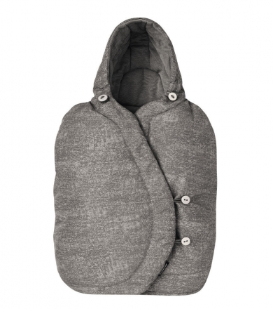 Maxi Cosi Footmuff for infant car seats nomad grey