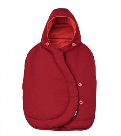 Maxi Cosi Footmuff for infant car seats marble plum