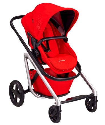 Maxi Cosi Lila Stroller Nomad Red