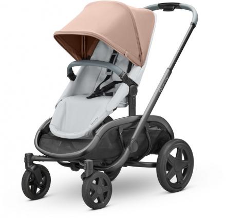 Quinny Hubb Stroller Cork on Grey