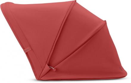 Quinny Hubb Suncanopy Red on Graphite
