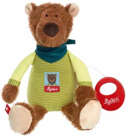 Sigikid musical box boschel bear