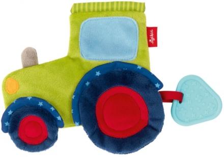 Sigikid Active Crackly Cloth tractor