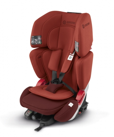 Concord · Concord Vario XT-5 Autumn Red Gruppe 1-2-3