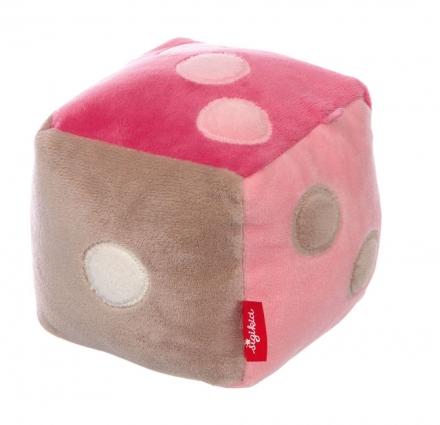 Sigikid Cube pink Baby Activity